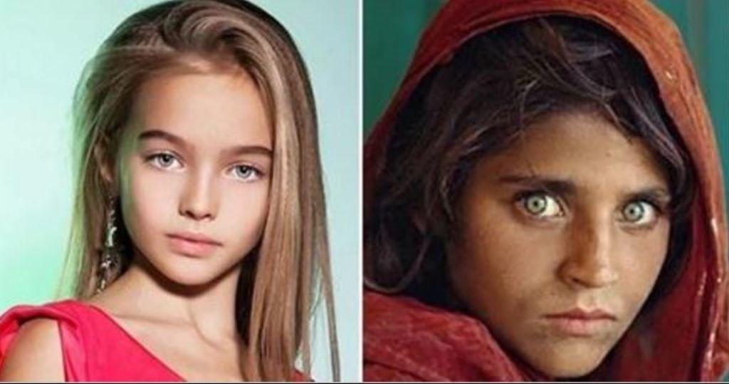 Sie waren einmal die schönsten Mädchen der Welt. Heute