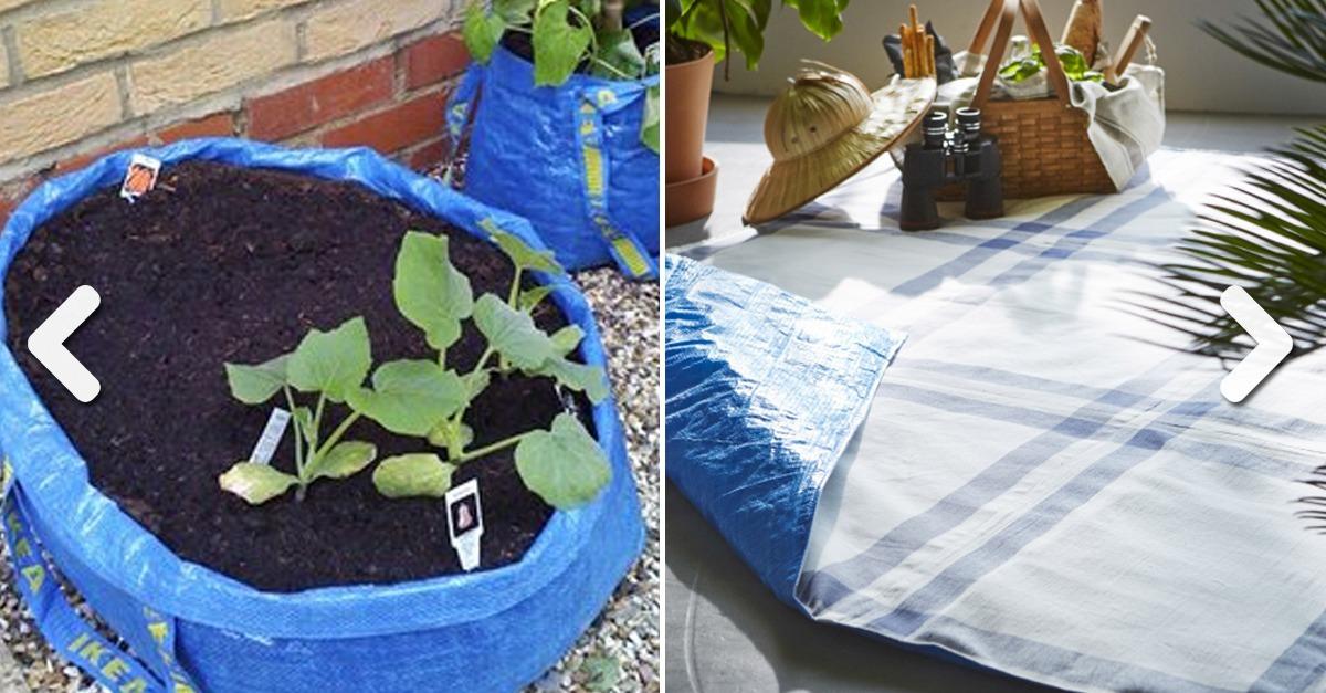 Ikea Tasche Wiederverwenden: Die Besten Und Verrücktesten Ideen