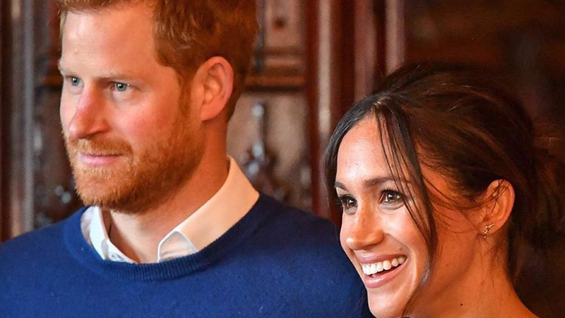 Meghan Markle Taufe Archie Meghan Markle Faked Archies