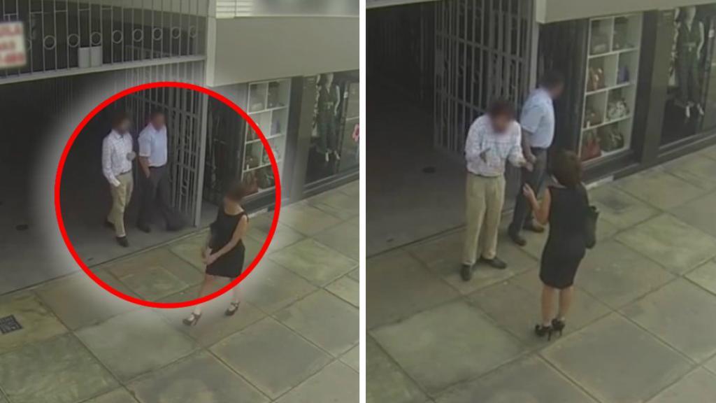 Versteckte Kamera filmt die Freundin beim Fremdfick