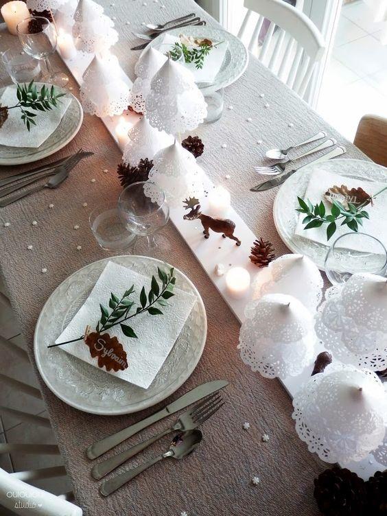 Weihnachten: Die Top 10 der Deko-Ideen für deinen Tisch