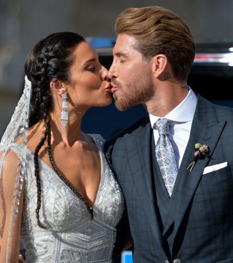Auf Hochzeit: Mode-Queen Victoria Beckham kopiert Look einer anderen