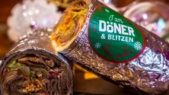 Weihnachtstrend aus England: Döner mit Rentierfleisch