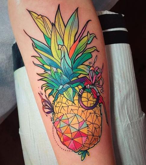 Die schönsten Food-Tattoos