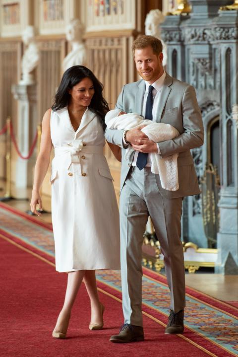 Royal Baby: Die schönsten Bilder von Archie seit seiner Geburt