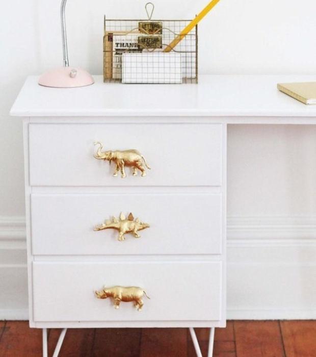 10 Dinge, die ihr mit Gold-Farbe selber machen könnt