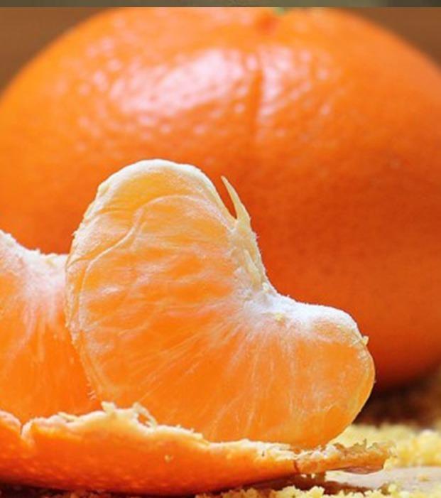 Meine Oma hat mir verraten, wofür sie die Schale von Mandarinen immer verwendet