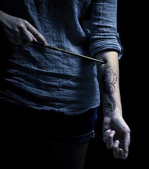 20 magische Harry Potter Tattoos