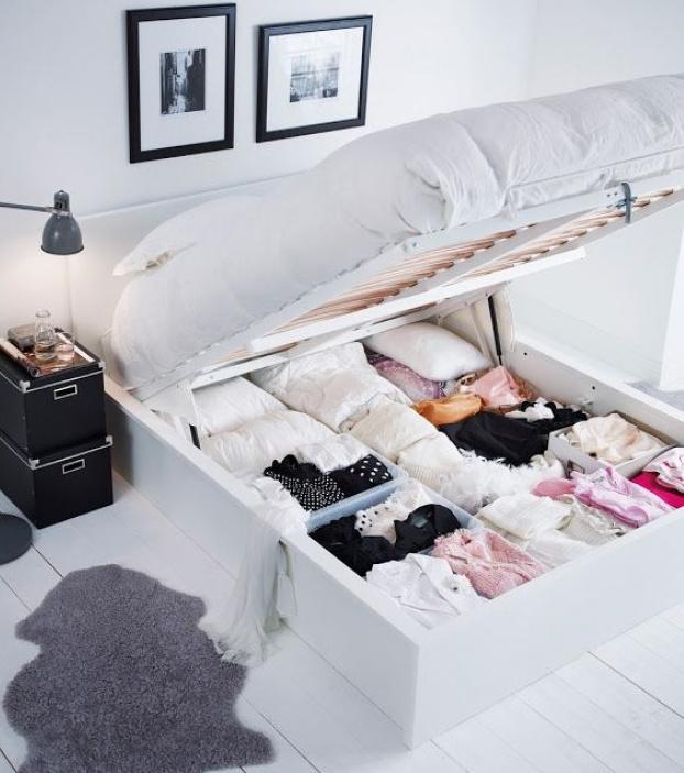 20 geniale organisationsideen f r mehr ordnung zuhause. Black Bedroom Furniture Sets. Home Design Ideas