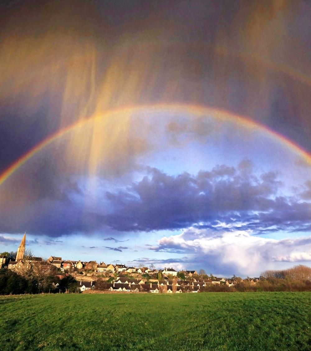Regenbogen: Alles, was man wissen muss über die Farben am Himmel