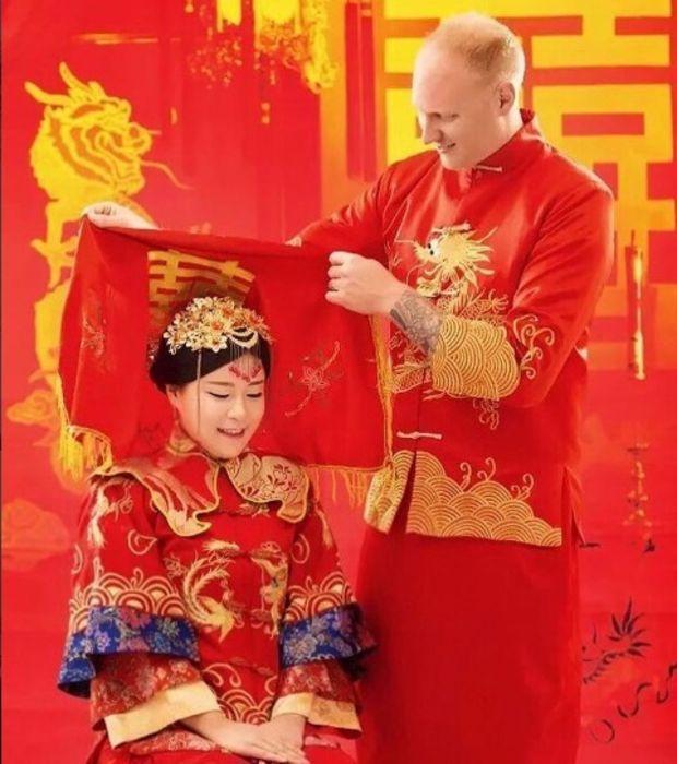Aussergewöhnliche Hochzeitstrachten aus aller Welt
