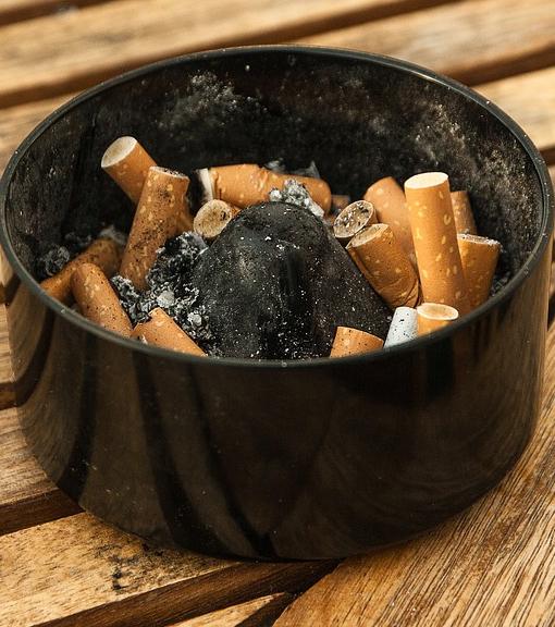 Zigarettengeruch