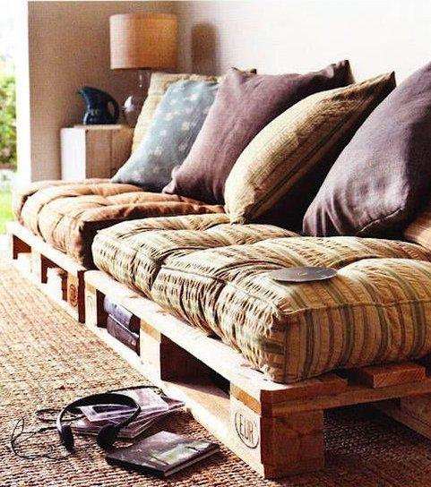 DIY: So nutzt du Europaletten optimal für individuelle Möbel