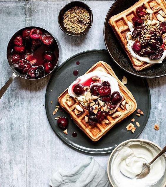 So gelingen die schönsten Food-Fotos auf Instagram