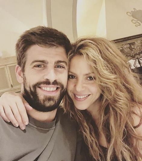 Shakira postet Pärchen-Foto. Ein Detail sticht dabei besonders ins Auge