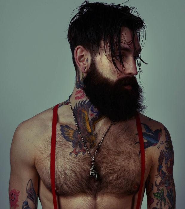 Diese Bilder beweisen: Männer mit Bart sind doch einfach