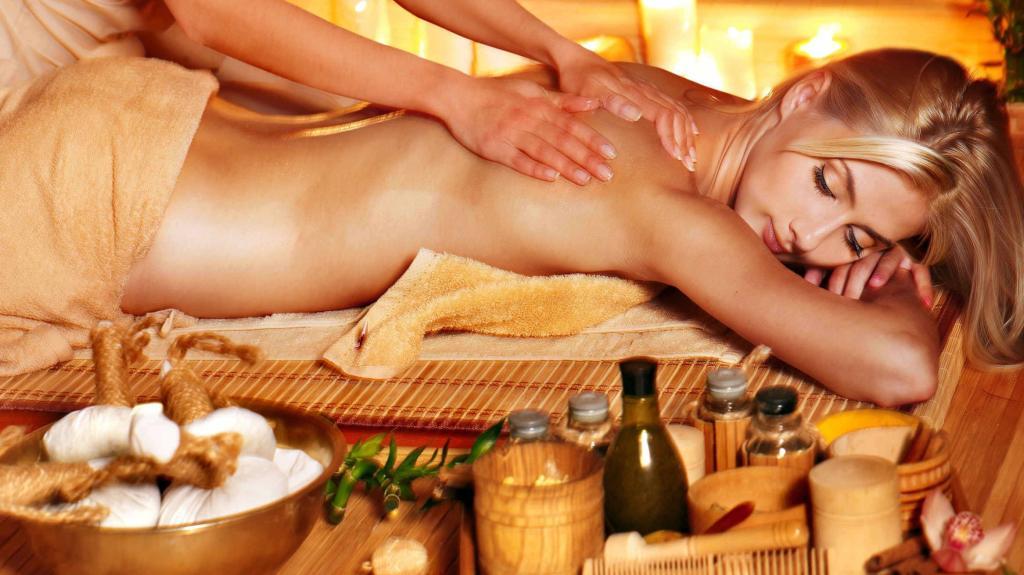 Ätherische Öle für Massage: So verwendest du sie richtig
