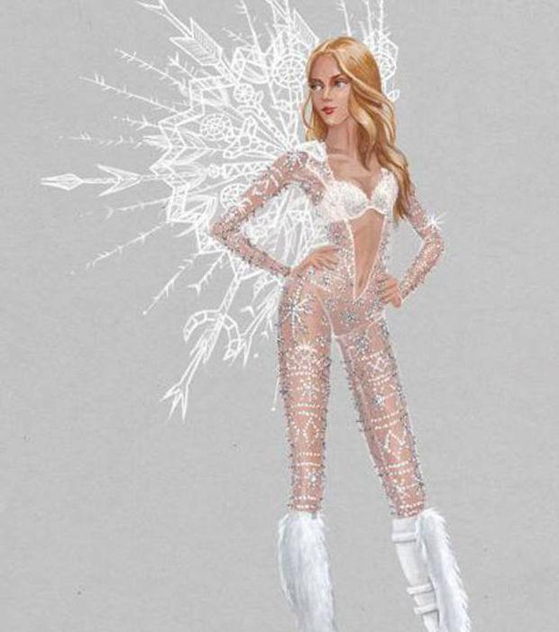 Victoria's Secret: bewundern Sie die Kostüme der nächsten Modeschau!