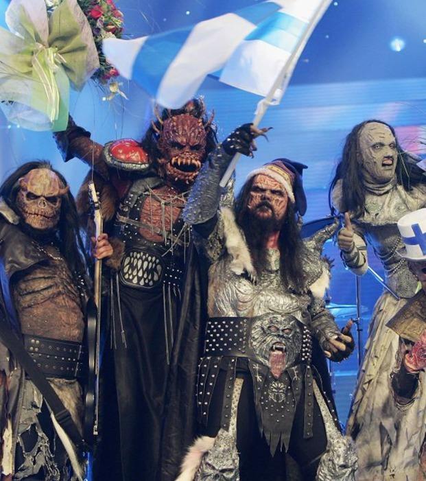 Eurovision Song Contest/ ESC: Die verrücktesten Auftritte des Grand Prix d'Eurovision