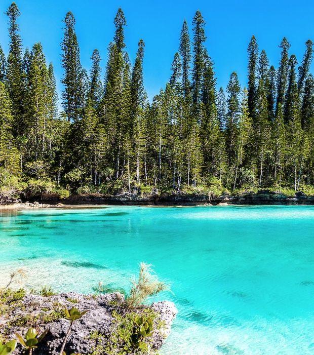 Die schönsten Naturpools für Badefreuden in paradiesischer Umgebung