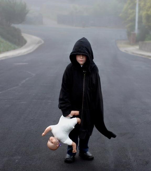 Vater macht beeindruckende Aufnahmen von seinem autistischen Sohn