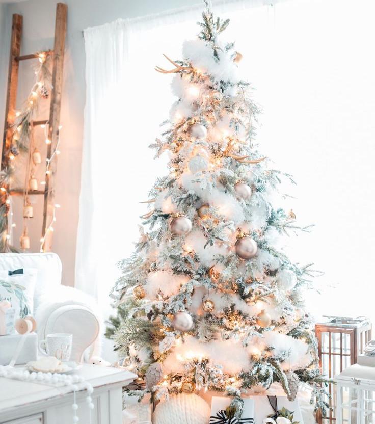 Weihnachtsdekoration Die 12 Schnsten Weihnachtsbaumideen