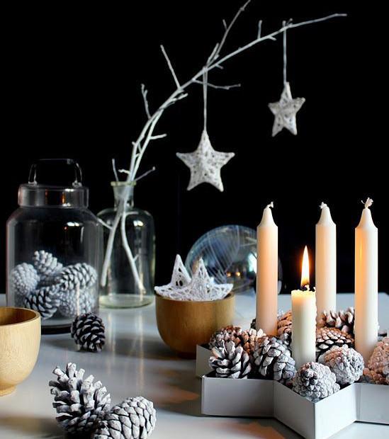 noch auf der suche nach sch ner weihnachtsdekoration. Black Bedroom Furniture Sets. Home Design Ideas