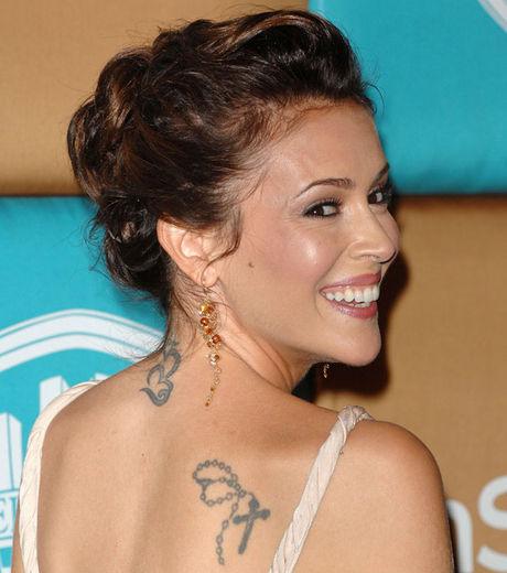 Tattoos von Stars