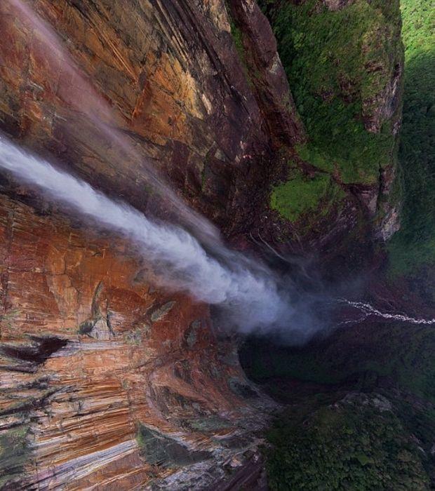 15 außergewöhnliche Orte der Welt aus der Vogelperspektive