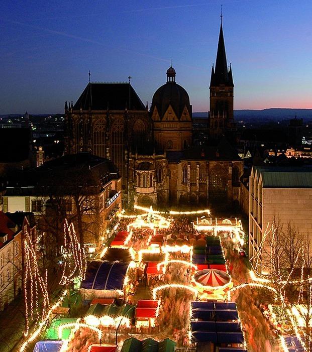 So schön sind die Weihnachtsmärkte in Deutschland