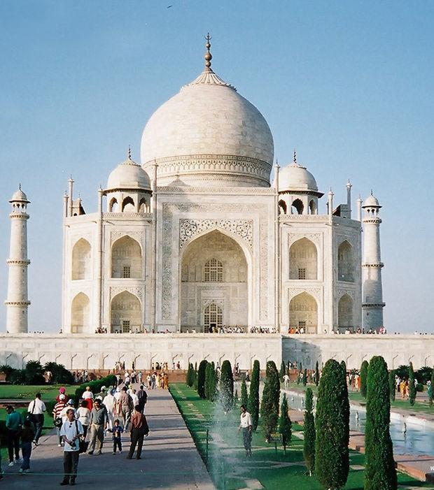 Tadsch Mahal Weltwunder