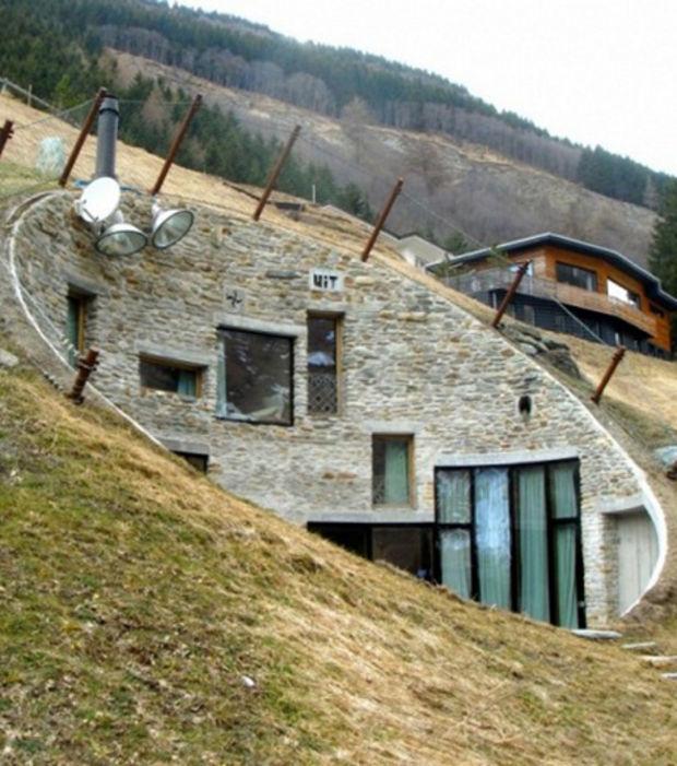 Entdeckt mit uns die 15 ungewöhnlichsten Häuser der Welt