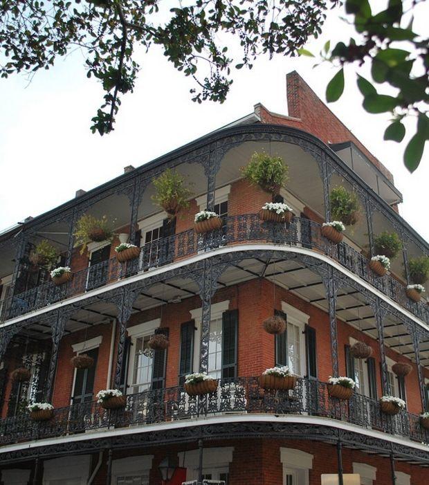 New Orleans und sein Altstadtviertel, das Vieux Carré, in Bildern