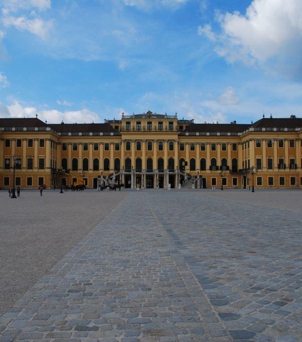 Wien: Schloss Schönbrunn, der Palast von Sissi