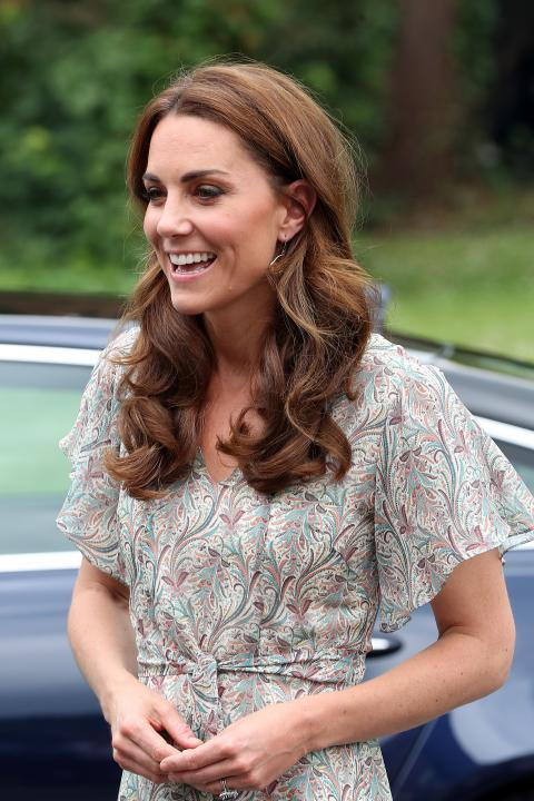 Kate Middleton: Amtsantritt in diesem perfekten Sommer-Look