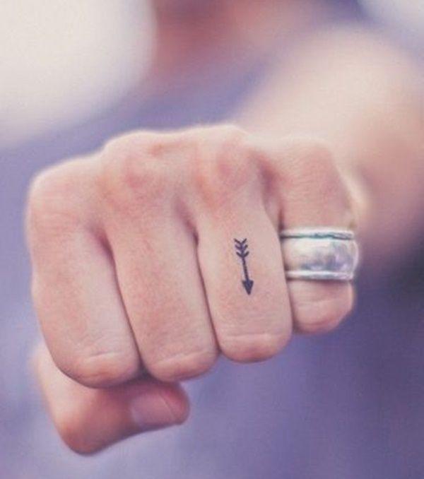 Mini-Tattoo: 20 kleine und feine Tattoo-Ideen für Frauen