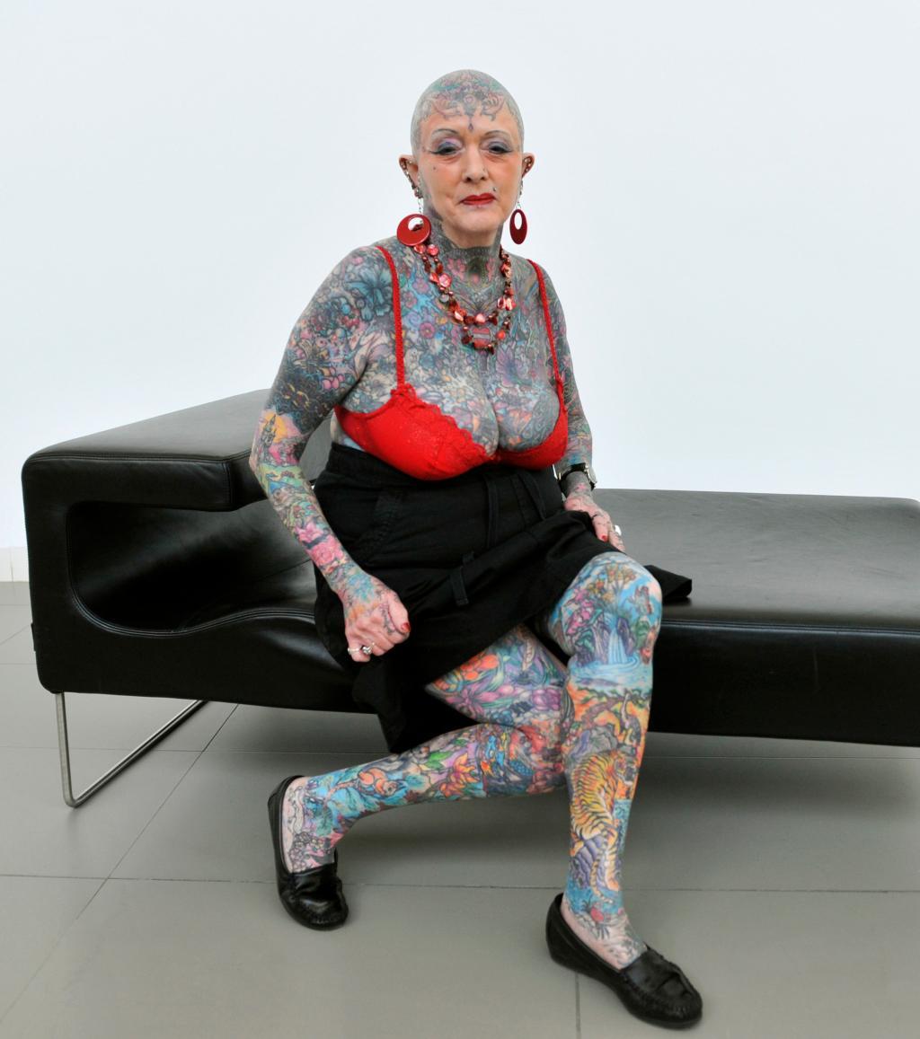 der beweis tattoos altern nicht. Black Bedroom Furniture Sets. Home Design Ideas