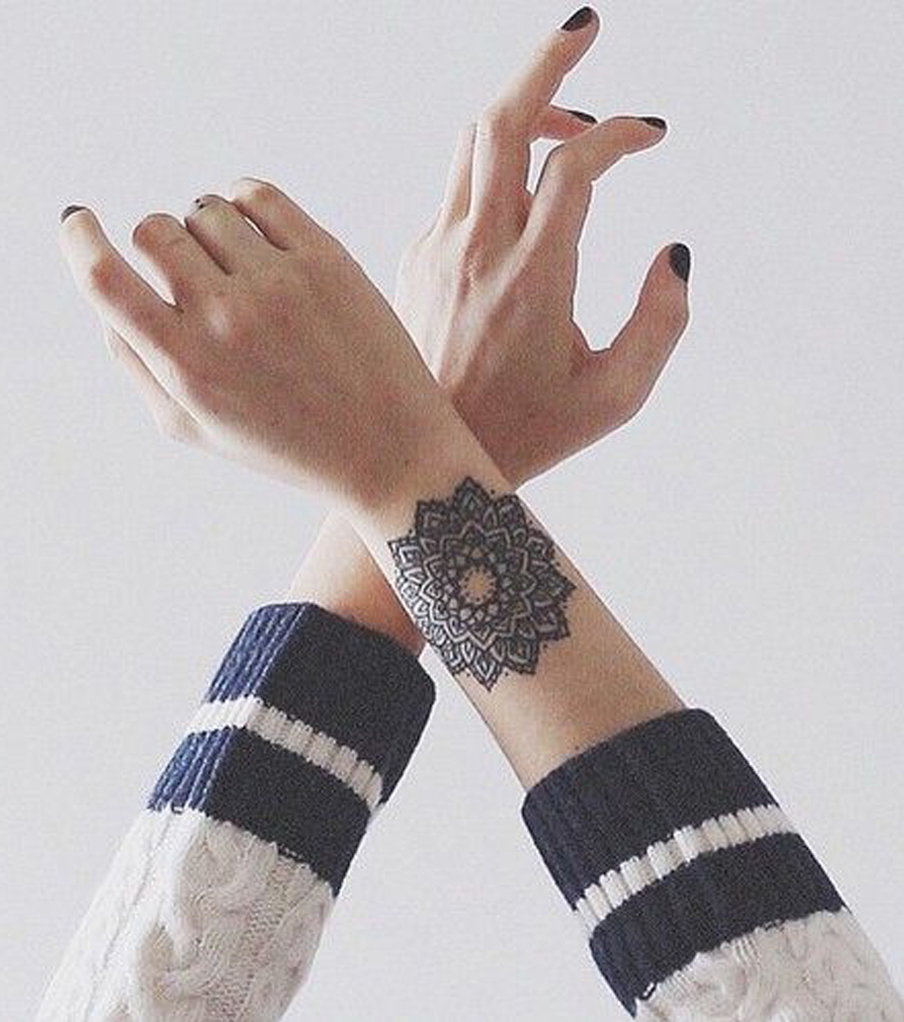 Die besten Ideen und Inspirationen für dein Mandala-Tattoo