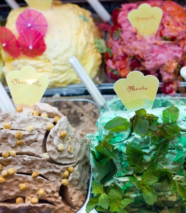 Auf Platz 1 der besten Eisdielen in Deutschland liegt...