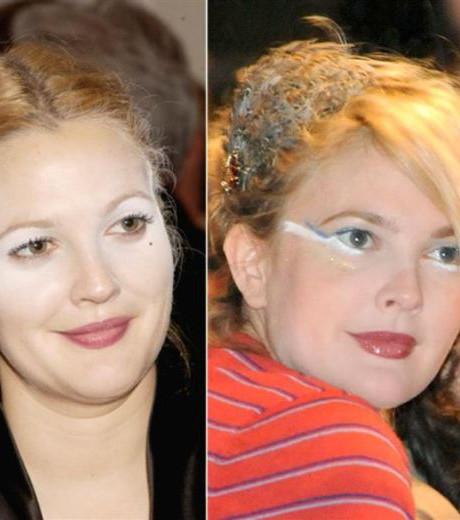 Keinen Spiegel zur Hand? Das sind die schlimmsten Make-Up-Sünden der Stars