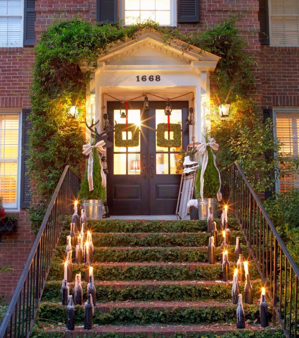 Weihnachtsdekoration: 10 festliche Beleuchtungsideen für Haus und Garten