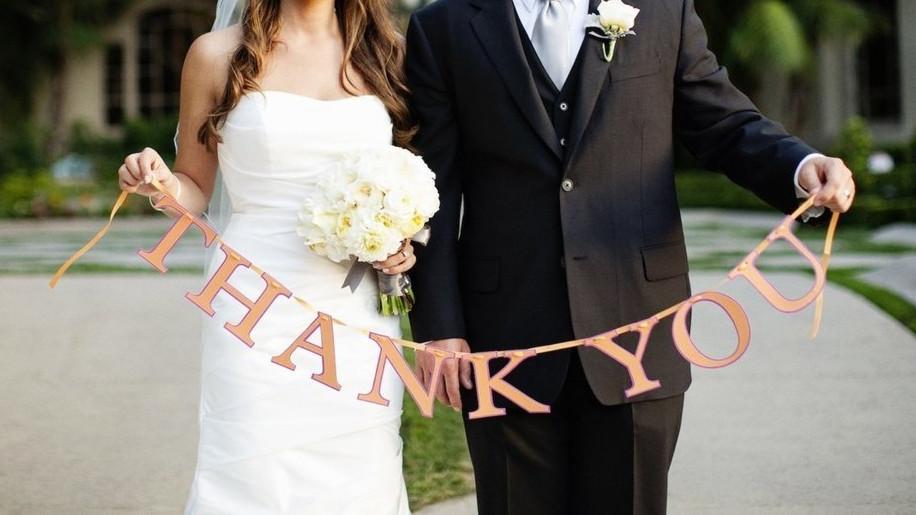 Gastgeschenke für die Hochzeit: 5 Ideen für Geschenke an eure Gäste nach der Zeremonie