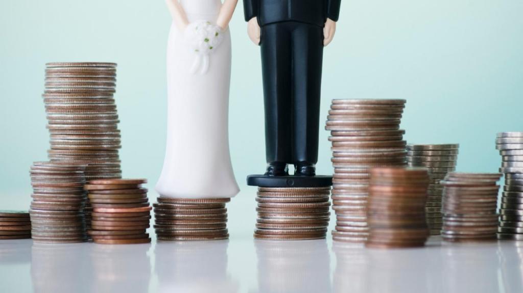 Hochzeitsbudget: Was kostet eine Hochzeit? 10 Tipps für ein kleines Budget