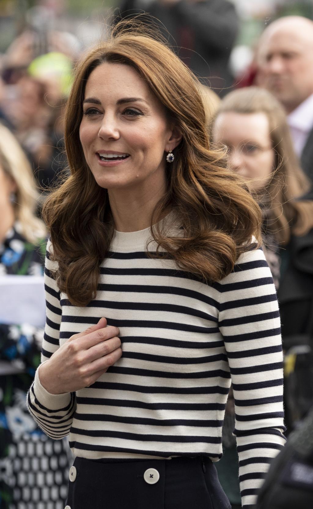 Kate Middletons Marine-Look: So einfach und günstig könnt ihr ihn Nachstylen