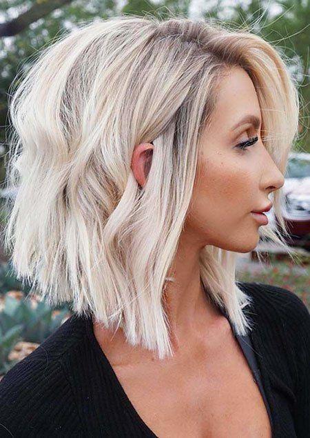 Platinblond: Mit diesen Frisuren könnt ihr es tragen!