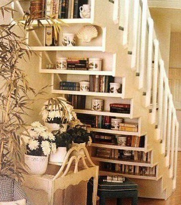 ideen zur gestaltung des raumes unter der treppe. Black Bedroom Furniture Sets. Home Design Ideas