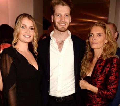 Louis Spencer, der schöne Cousin von Prinz Harry, ist noch Single!