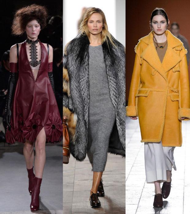 Herbst- und Winterkollektion 2015/2016: die angesagtesten Farben
