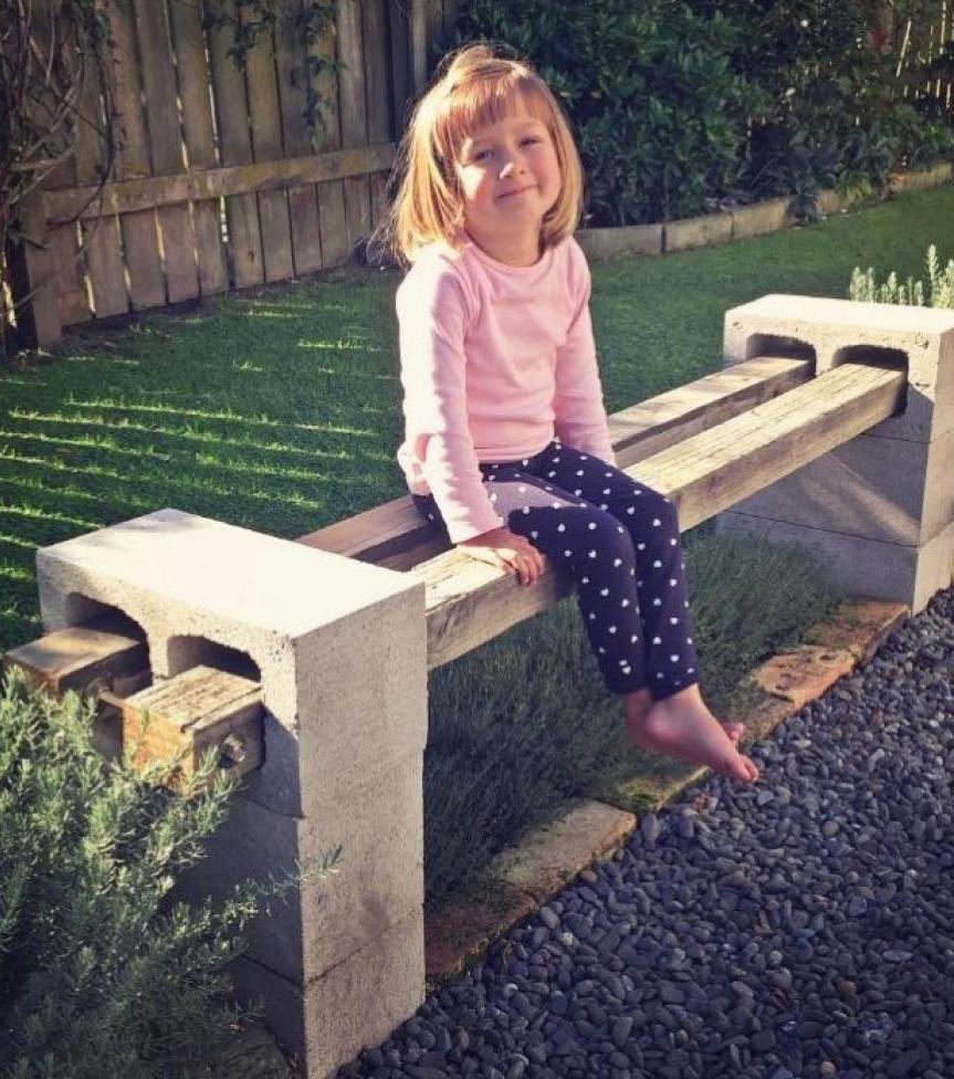 Hohlblockstein: DIY-Ideen für Garten und Haus
