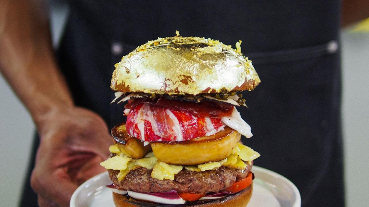Das ist der teuerste Burger der Welt